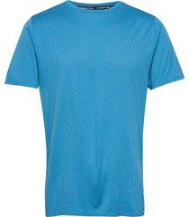 q speed jacquard ss t-shirts short-sleeved blå new balance