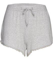 rib modal short shorts grå gilly hicks