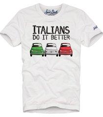 fiat® 500 italians do it better man t-shirt