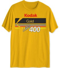 kodak gold ultra 400 men's graphic t-shirt