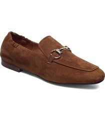 shoes 2514 loafers låga skor brun billi bi