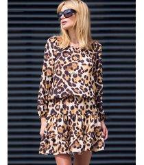 sukienka wild cat