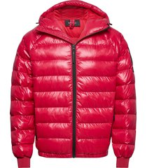 m tomic jacket the alpine fodrad jacka röd peak performance