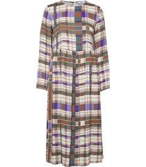 rama dress aop 8325 knälång klänning multi/mönstrad samsøe & samsøe