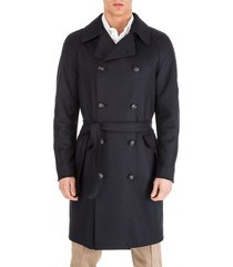 men's double breasted coat overcoat