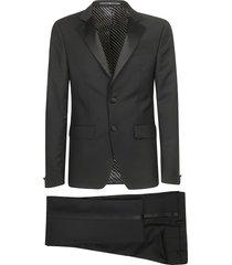 givenchy slim fit tuxedo suit