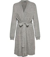 cozy robe morgonrock grå missya