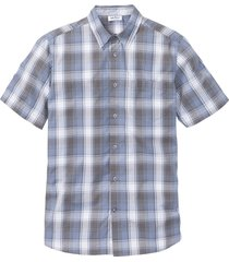 camicia con taglio comfort (blu) - bpc bonprix collection