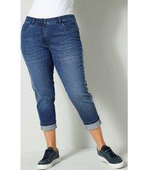 7/8-jeans janet & joyce blue bleached
