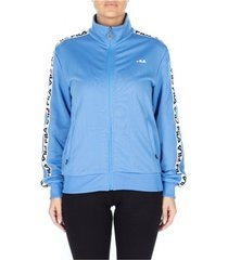 sweater fila women talli track jacket