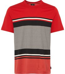 paul smith red stripe tee puxd-011r-742