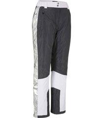 moderni pantaloni termici da neve (grigio) - bpc bonprix collection