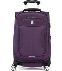 "travelpro walkabout 5 21"" softside carry-on spinner, created for macy's"