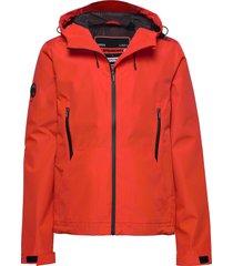 elite jacket dun jack rood superdry