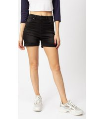 kancan women's hazel super high rise shorts