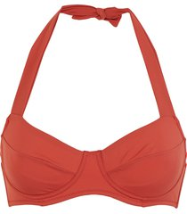 8 by yoox bikini tops
