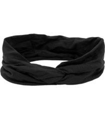 headband turbante bijoulux preto