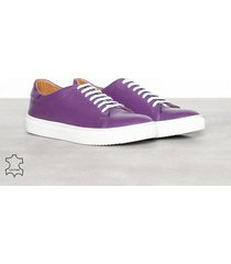 human scales henry grained 191 sneakers purple