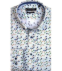 giordano overhemd met borstzak rf 117022/61