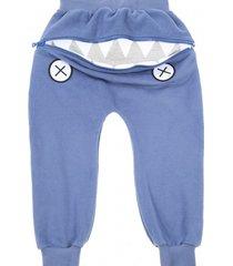 spodnie hungry one blue baby