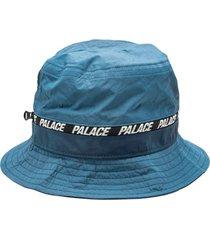 palace chapéu 'top off shell' - azul