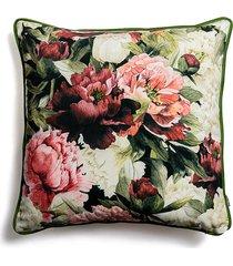 poduszka dekoracyjna w peonie 45x45