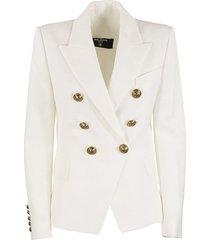 serge double breasted blazer jacket