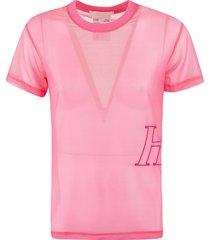 helmut lang femme little t-shirt