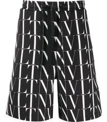 uv3md02q6lf regular jersey bermuda shorts