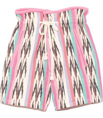 inima shorts in ecru