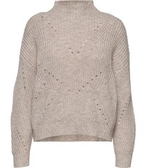 dylan sweater awn turtleneck coltrui grijs iben