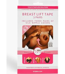 bye bra breast lift tape d-f- (3 paar)
