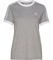 3 str tee t-shirts & tops short-sleeved grå adidas originals