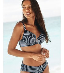 castaway underwire plunge bikini top d-gg