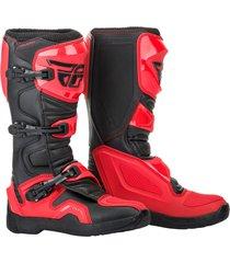 botas rojo fly maverik
