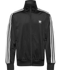 adicolor classics firebird track jacket sweat-shirt tröja svart adidas originals