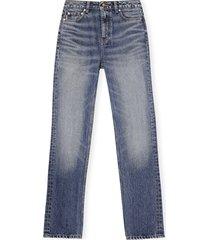 jeans gewassen denim