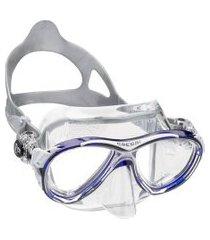 máscara de mergulho cressi eyes evolution crystal