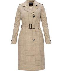 'chiara' notched lapel coat