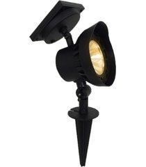 refletor led spot solar, ecoforce 20 lumens, 3000k - 18366