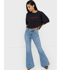 abrand jeans a double oh flare bootcut & flare