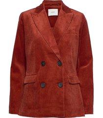 jane blazer blazer colbert rood just female
