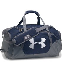 maletin under armour undeniable 3.0 small duffle-azul/gris