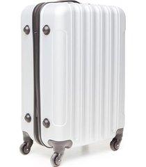 maleta viaje grande gris color gris, talla uni