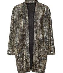 lurex kimono kimmi  metallic