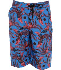 kenzo beach shorts and pants