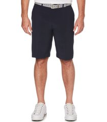 pga tour men's moisture-wicking stretch cargo golf shorts
