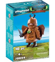 patapez con traje volador 70044 multicolor playmobil