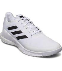 crazyflight m shoes sport shoes training shoes- golf/tennis/fitness vit adidas performance