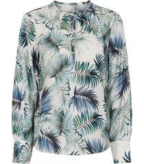 emi stretch blouse